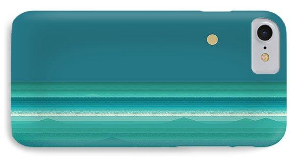 Tropical Seas IPhone Case