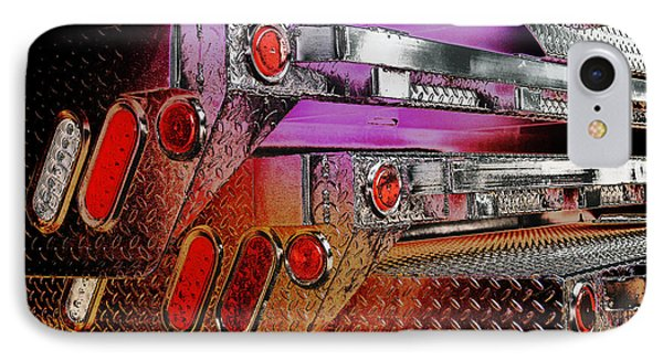 Truck Trailers Stacked 1 IPhone Case