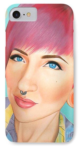True Beauty - Jerica Wentzell IPhone Case