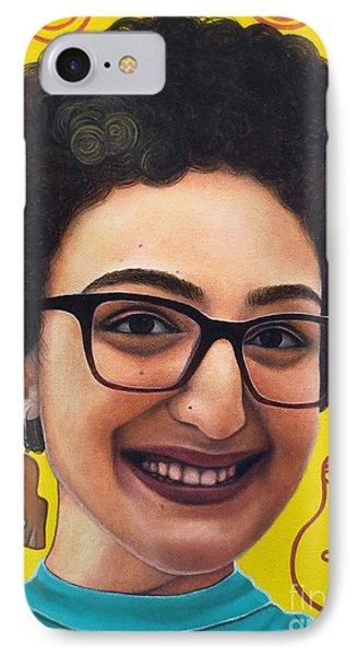 True Beauty - Sheba Devonish IPhone Case
