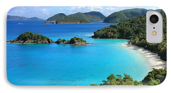 Trunk Bay St. John IPhone Case
