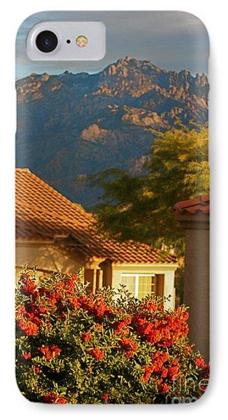 Tucson Beauty IPhone Case