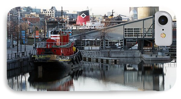 Tugboat 2 IPhone Case