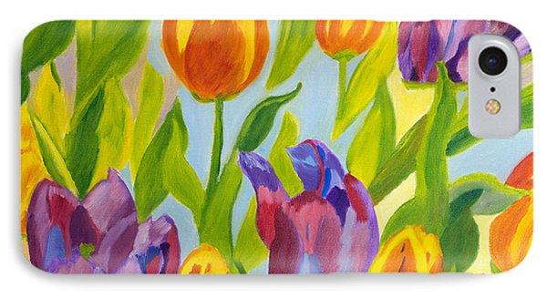 Tulip Fest IPhone Case