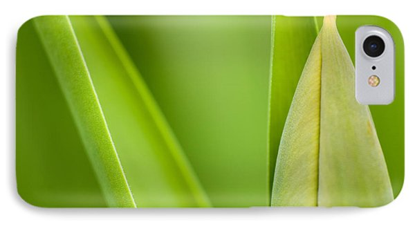 Tulip iPhone 8 Case - Tulip by Silke Magino