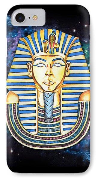 Egyptian iPhone 8 Case - Tutankhanam by Canvas Cultures