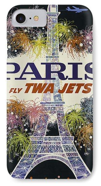 Twa Paris IPhone Case