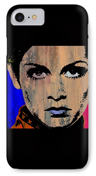 Twiggy Popped 1 IPhone Case