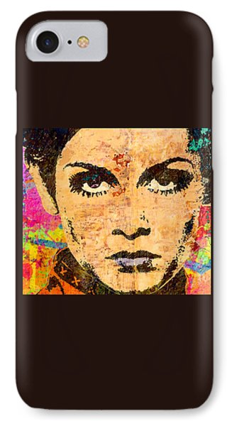 Twiggy Popped 2 IPhone Case