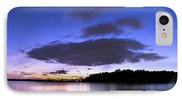 Twilight Beckons The Stars IPhone Case