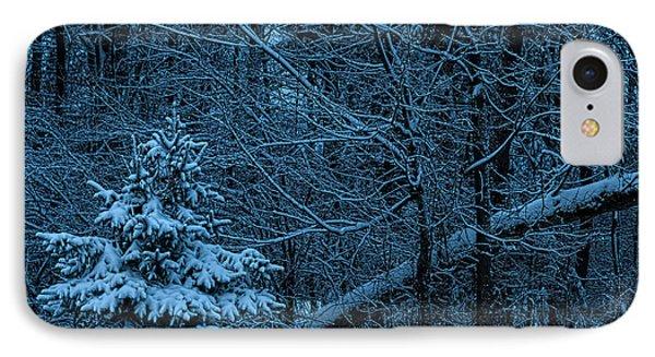 Twilight Snow IPhone Case