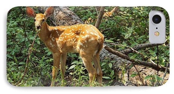 Two Fawn IPhone Case