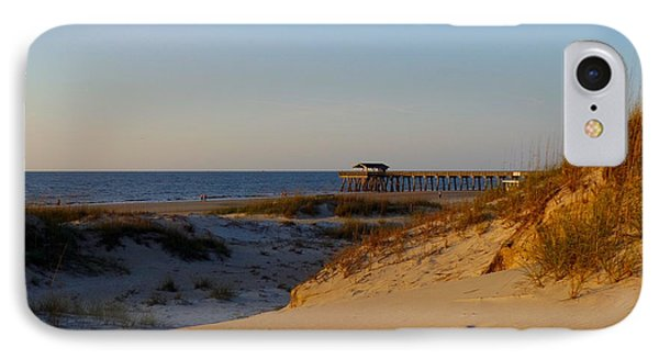 Tybee Dunes IPhone Case