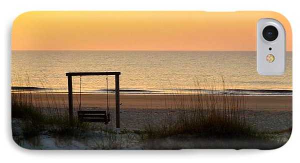 Tybee Swing IPhone Case
