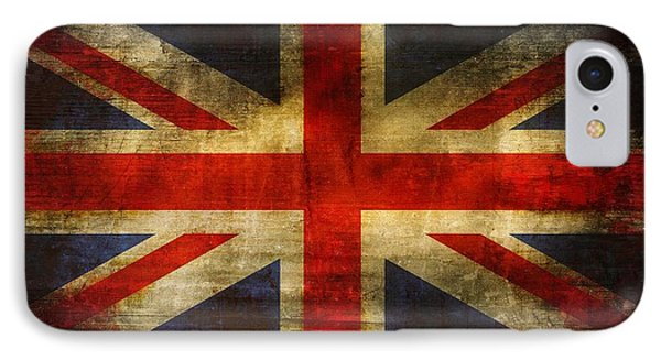 Uk Flag IPhone Case