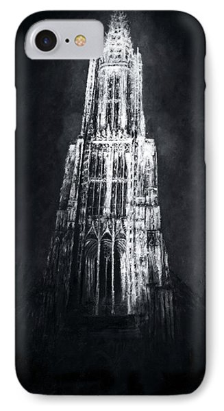 Ulmer Muenster L IPhone Case