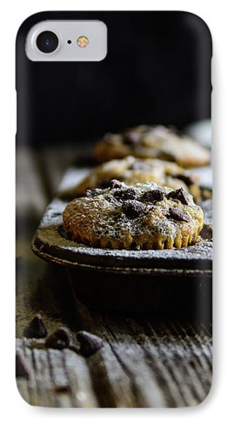 Ultimate Chocolate Chip Muffins IPhone Case