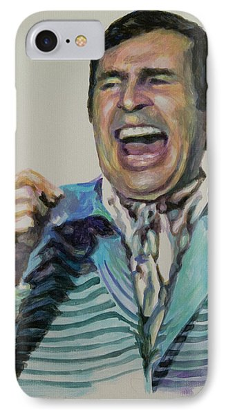 Uncle Arthur IPhone Case