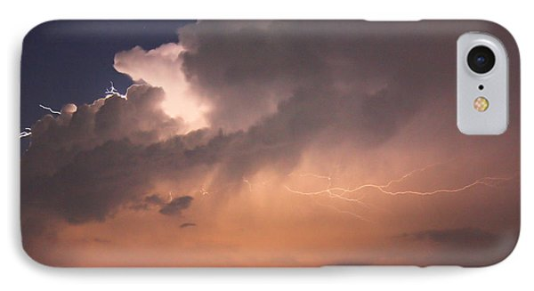 Under The Tempest IPhone Case