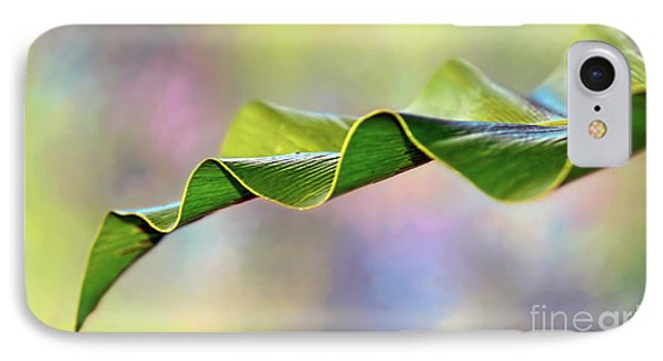 IPhone Case featuring the photograph Undulating Nature By Kaye Menner by Kaye Menner