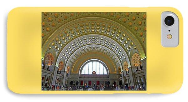 Union Station 12 IPhone Case
