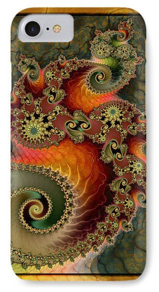 Unleashed Dragon IPhone Case