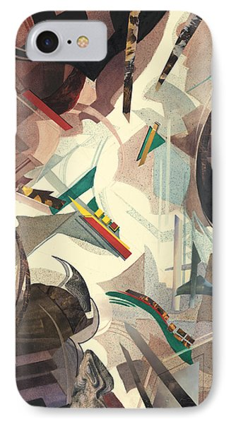 Untitled Abstract IPhone Case