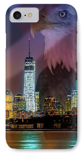 Usa Land Of The Free IPhone Case