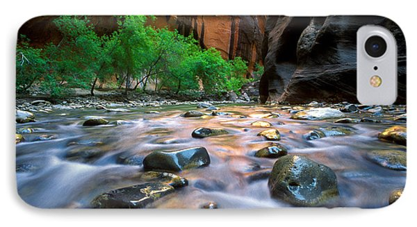 Utah - Virgin River 5 IPhone Case