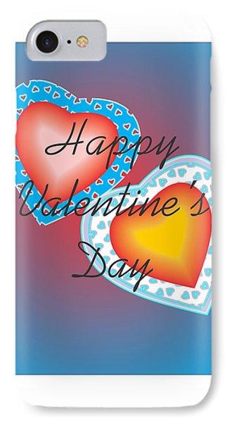 Valentine Lace IPhone Case