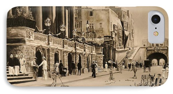 Valletta Entrance 1935 IPhone Case