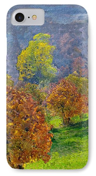 Valley Of The Trees IPhone Case