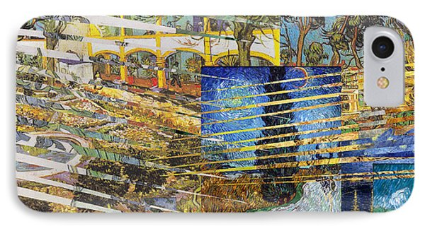 Van Gogh Mural Il IPhone Case