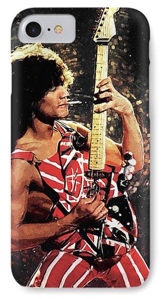 9b2a23f4b11 Van Halen iPhone 8 Case - Van Halen by Zapista Zapista