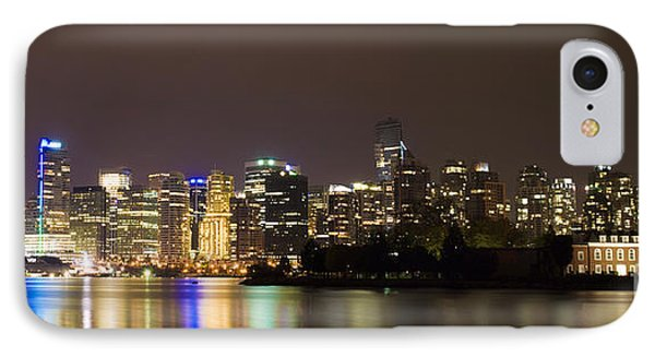 Vancouver By Night IPhone Case