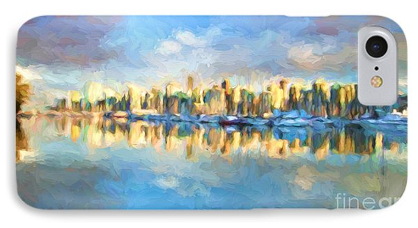 Vancouver City IPhone Case