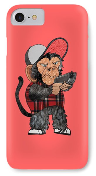 Vato Monkey IPhone Case