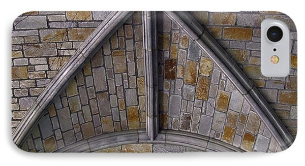 Vaulted Stone Ceiling IPhone Case