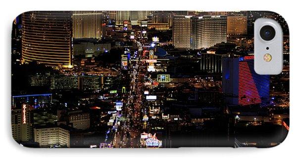 Vegas Night Lights IPhone Case