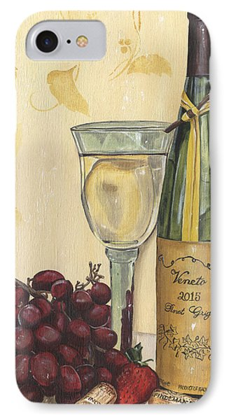 Veneto Pinot Grigio IPhone Case