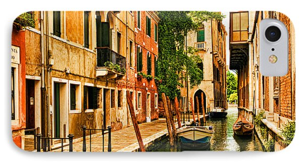 Venice Alley IPhone Case