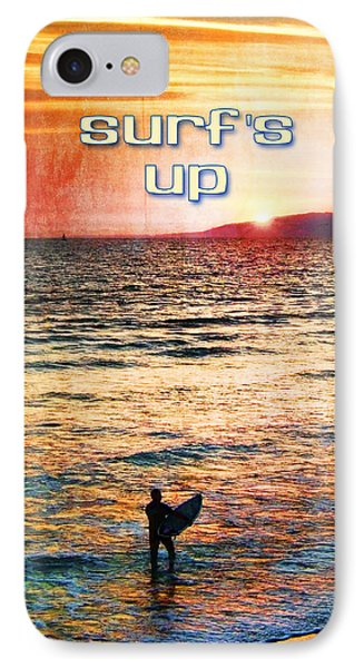 Venice Beach Boogie IPhone Case