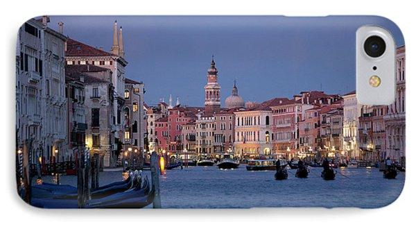 Venice Blue Hour 2 IPhone Case