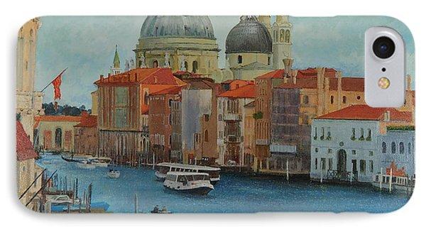 Venice Grand Canal I IPhone Case