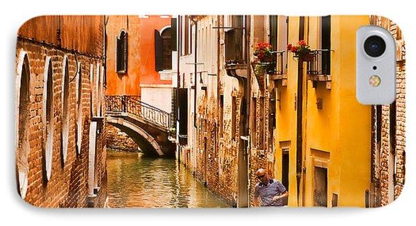 Venice Passage IPhone Case