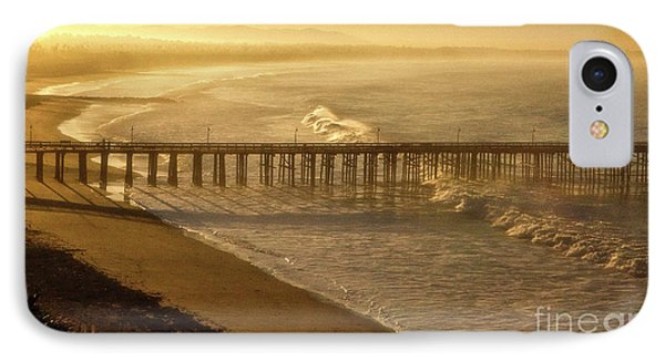 Ventura, Ca Pier At Sunrise IPhone Case
