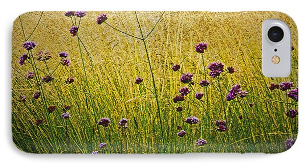 Verbena IPhone Case