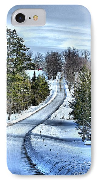 Vermont Country Landscape IPhone Case