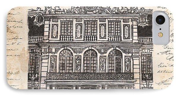 Castle iPhone 8 Case - Versailles by Debbie DeWitt