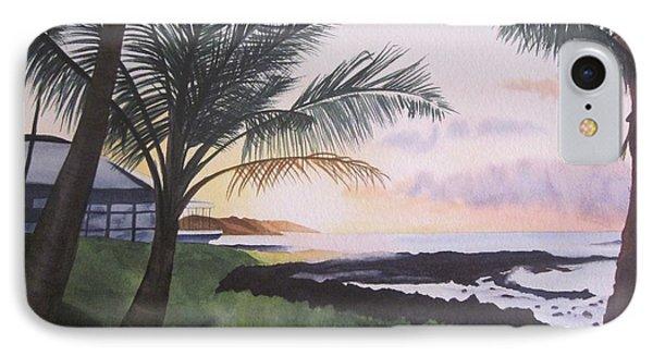Kauai Sunrise IPhone Case